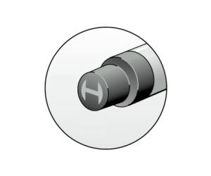 Single-Sensor Film Probes