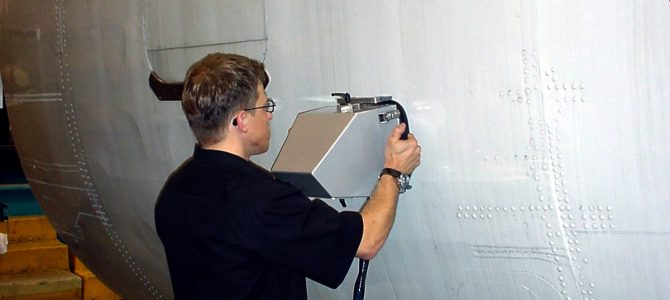 image of Laser Shearography of Aerospace Composites