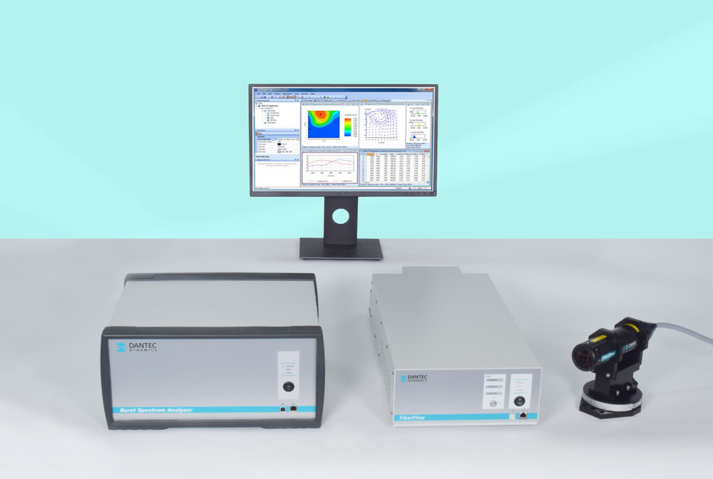 Image of FiberFlow LDA test equipment