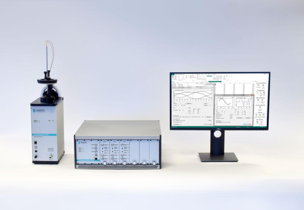 Image StreamLine Pro CTA test equipment