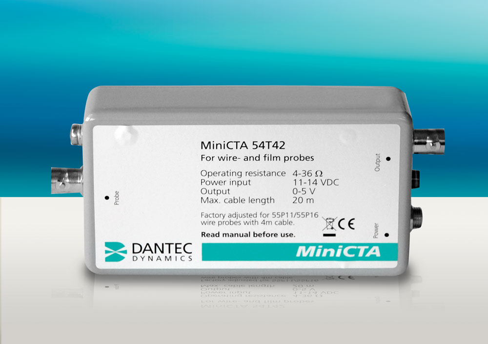 Image of MiniCTA test equipment