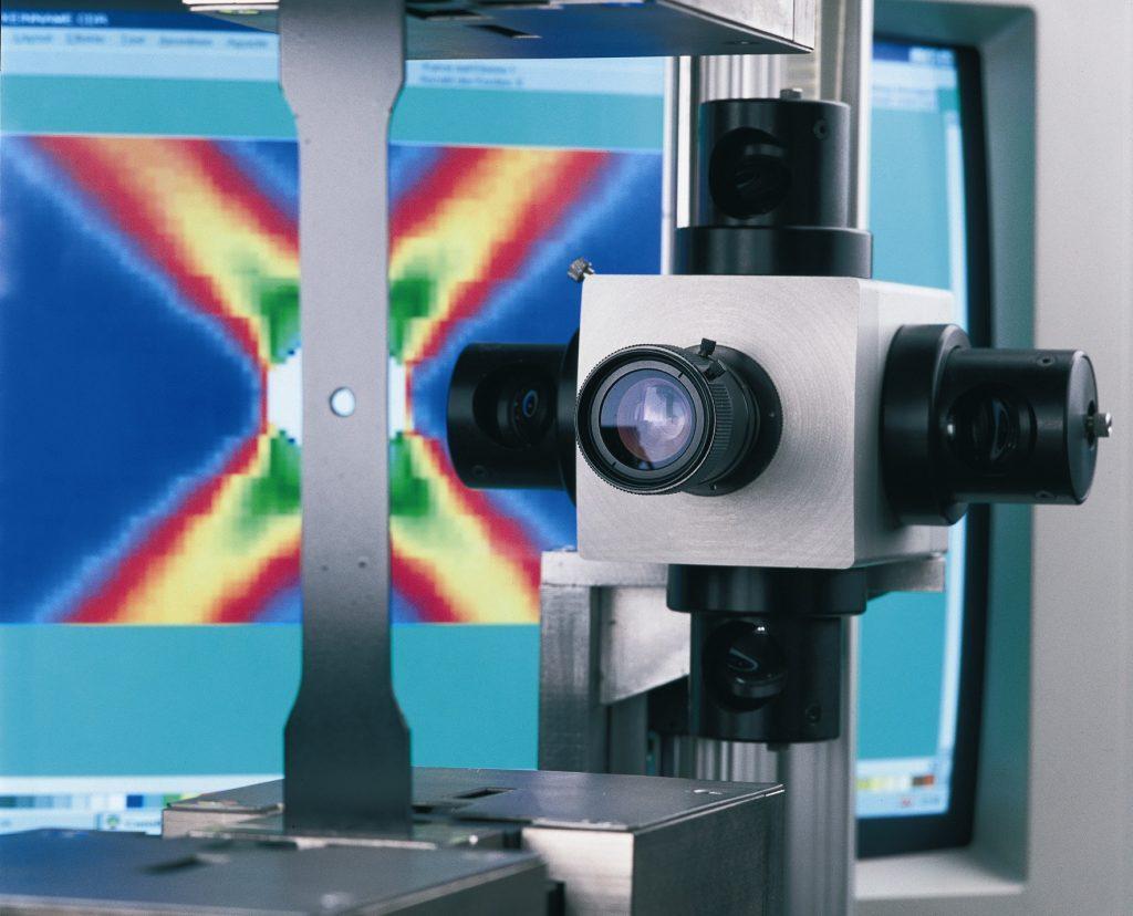 Image of 3D ESPI Q300 system