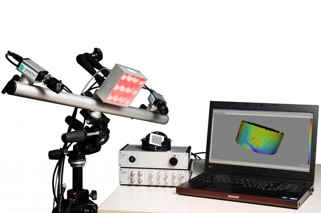 Image of Q400 DIC system