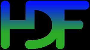 Image of HDF logo
