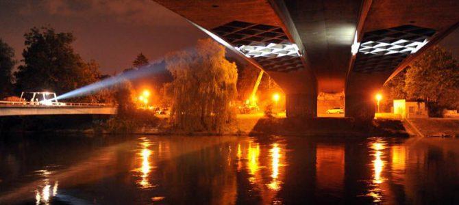 Image of DIC bridge inspection