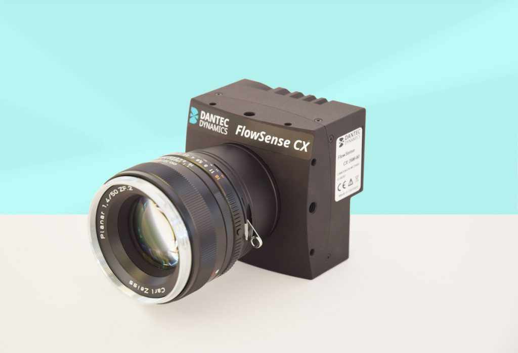 image of FlowSense CX camera
