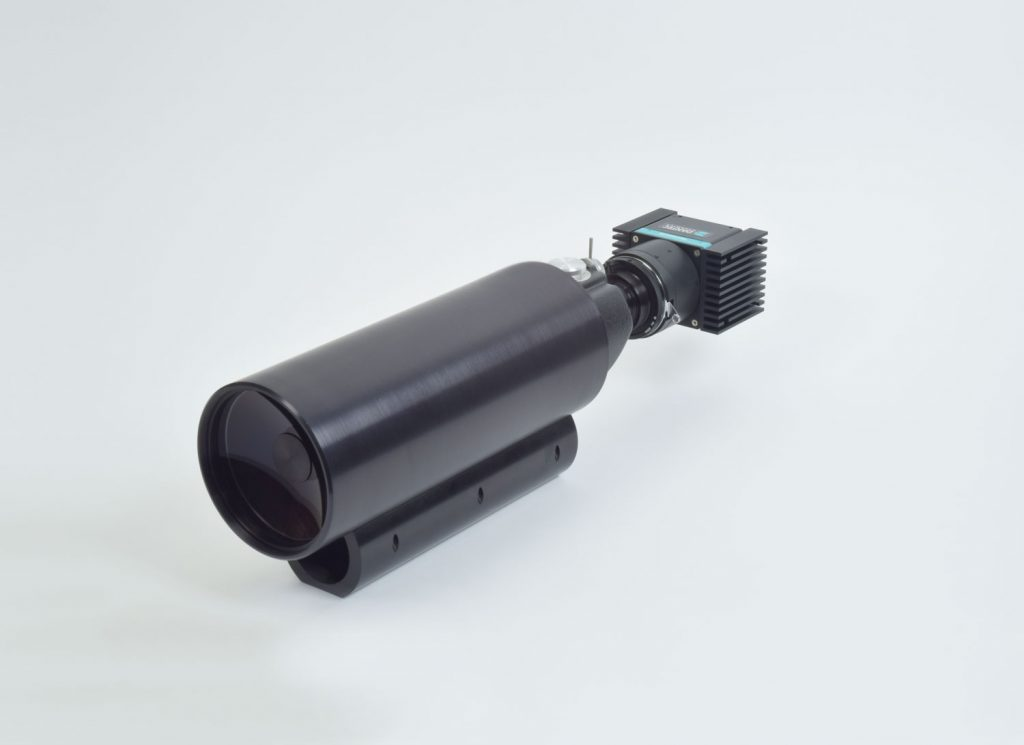 image of long distance microscope type Q