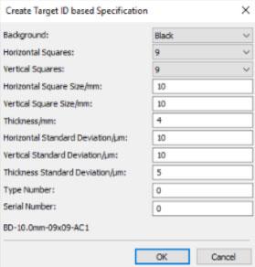 Figure 7 – Create Target ID Feature