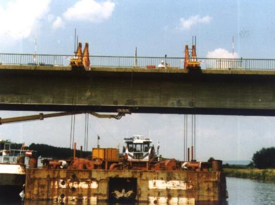 bridge inspection and monitoring