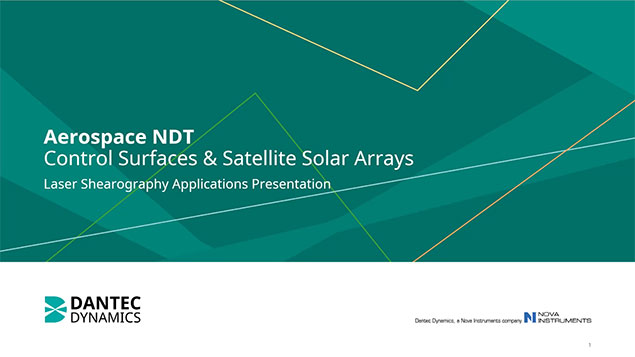 aerospace ndt control surfaces presentation